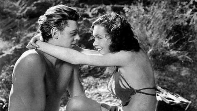 1930_just_imagine_037_johnny_weissmuller_maureen_osullivan_1934_tarzan_and_his_mate