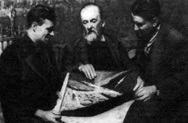 1936_cosmic_voyage_017 konstantin tsiolkovsky