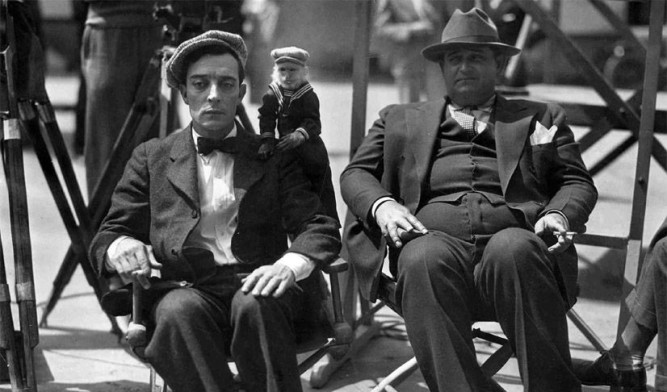 1938_gladiator_012 buster keaton edward sedgwick 1928 the cameraman
