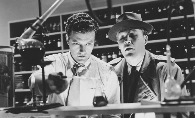 1939_return_doctor_x_013 wayne morris dennis morgan