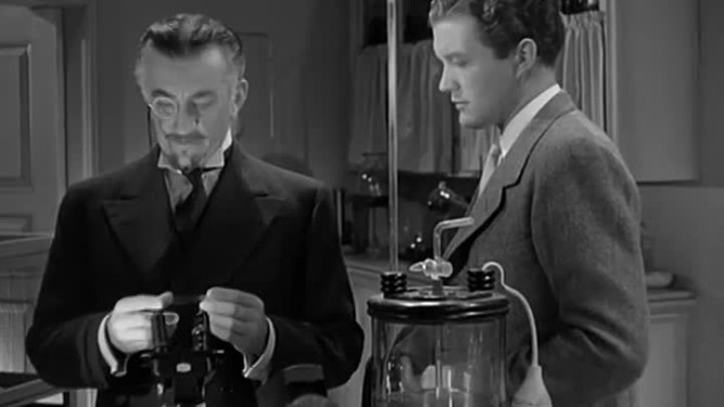 1939_return_doctor_x_015 dennis morgan john litel