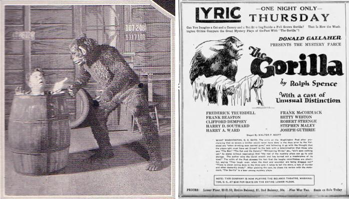 1940_ape_015 1925 the gorilla