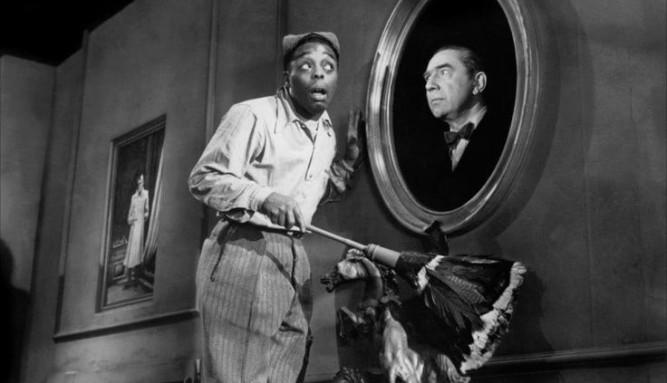 1943_ape_man_021 ernest morrison bela lugosi 1941 spooks run wild