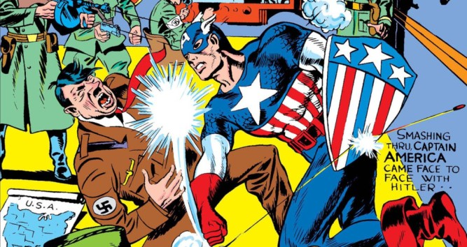 017 captain america 1941