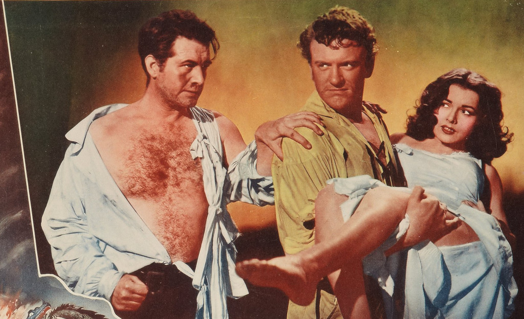 1950_two_lost_worlds_009 bill kennedy james arness