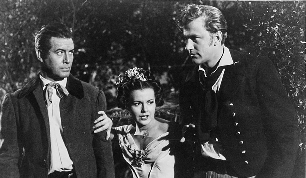1950_two_lost_worlds_013 kasey rogers bill kennedy james arness