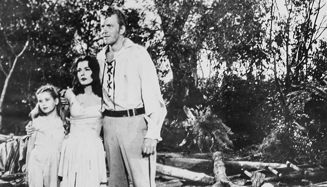 1950_two_lost_worlds_015 gloria petroff kasey rogers james arness