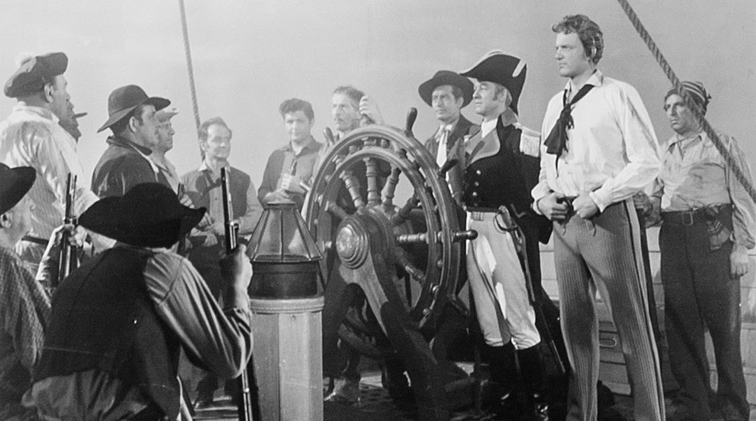 1950_two_lost_worlds_016 bill kennedy robert carson james arness