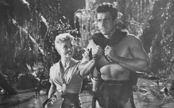 1950_mr_drakes_duck_024 yolande donland gordon scott 1957 tarzan and the lost safari