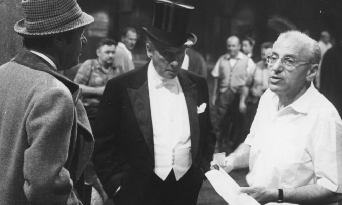 1950_mr_drakes_duck_028 rex harrington wilfrid hyde-white geroge cukor 1964 my fair lady