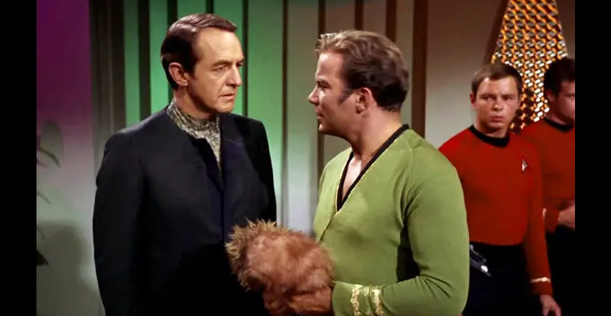 1951_man_from_planet_x_024 william schallert william shatner 1967 trouble with tribbles